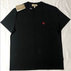 NWT Authentic Burberry T-Shirt with Logo